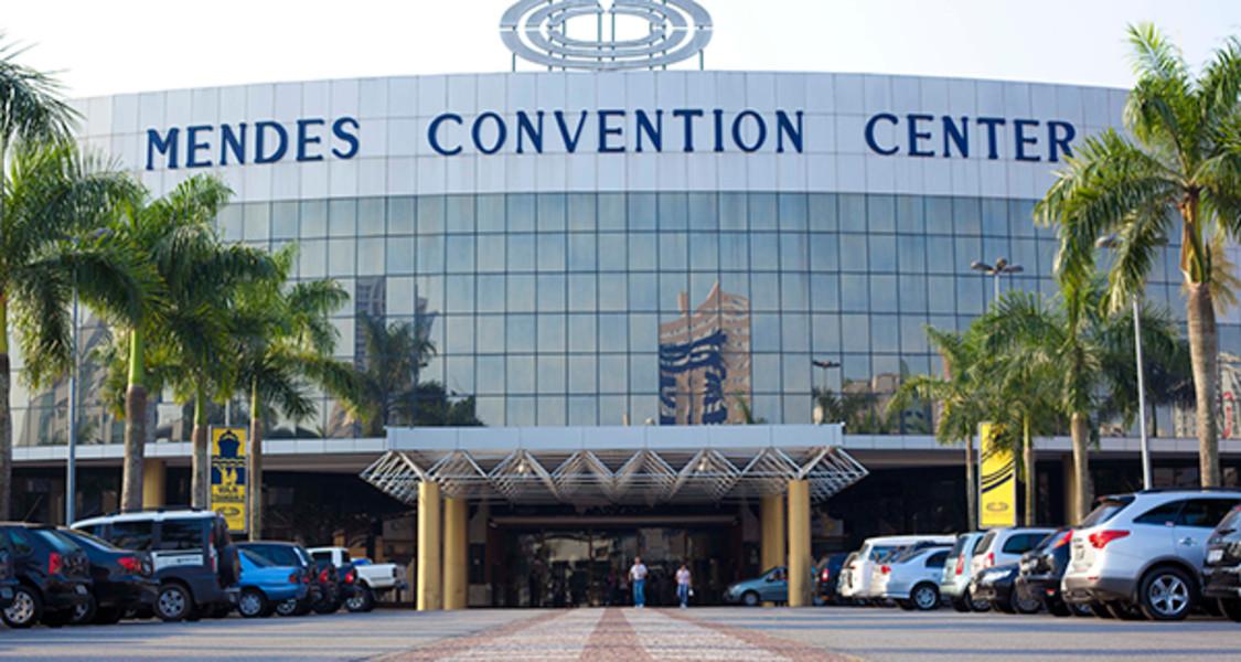 Resultado de imagem para mendes convention center fotos
